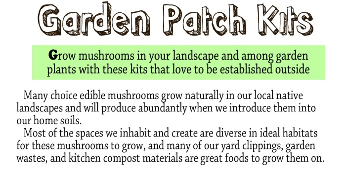 Garden Patch Kits Ttile